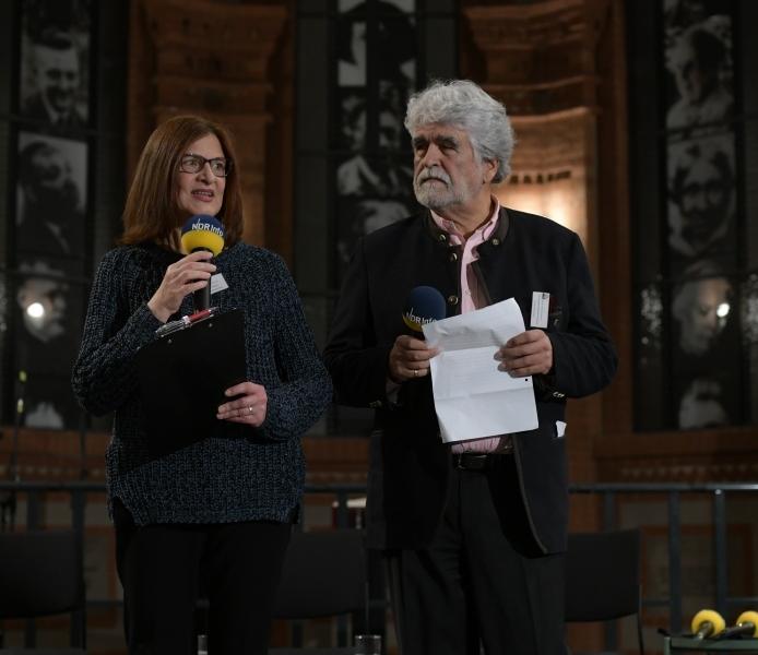 Margrit Sierts/Hansjürgen Menzel-Prachner für die Veranstalter