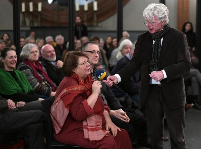 Fanny Dethloff, Jurymitglied für den Helmut-Frenz-Preis